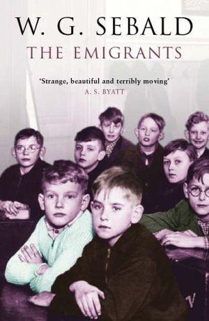 BOOK: 'The Emigrants' – WG Sebald