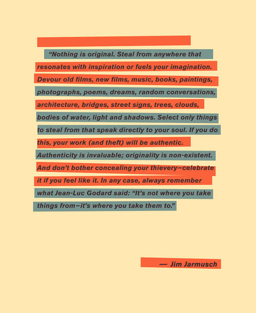 QUOTE: Jim Jarmusch
