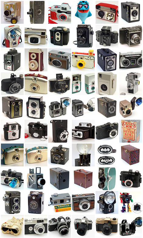 Musing: Camera Collection