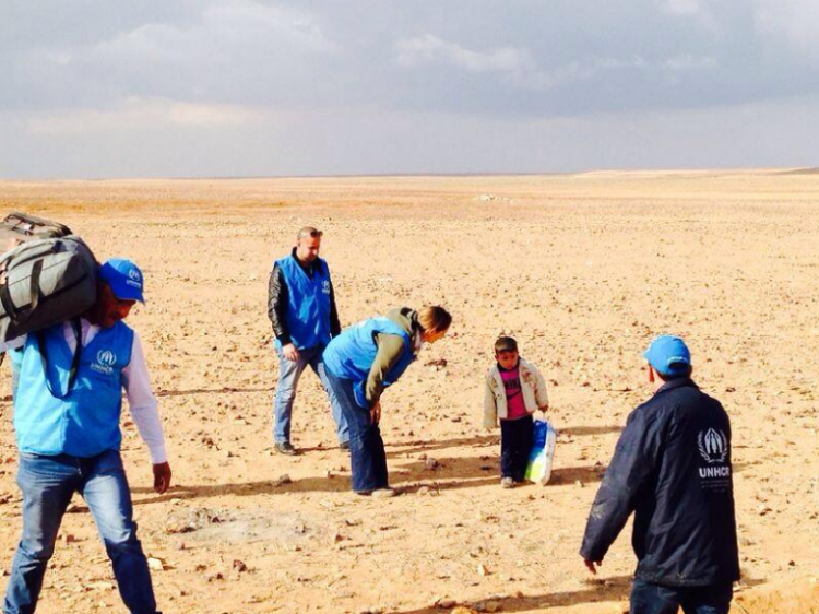 MUSING: Syrian Refugee